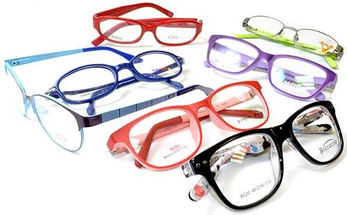 Очки для детей и подростков (детские оправы)
